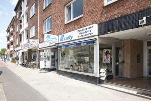 Lofty-Fachgeschäft in Hamburg