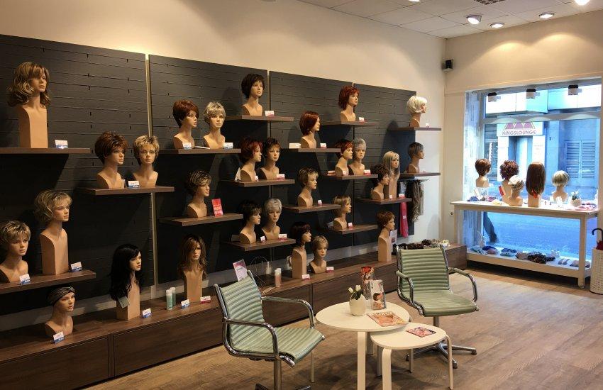 Willkommen im neuen Lofty Fachgeschäft für Perücken in Krefeld in der Königstraße 147