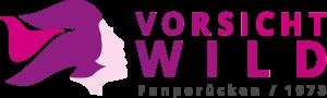 Logo VORSICHT WILD